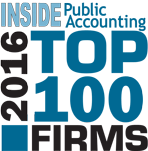 IPA 2016 Top 100 Firms Logo